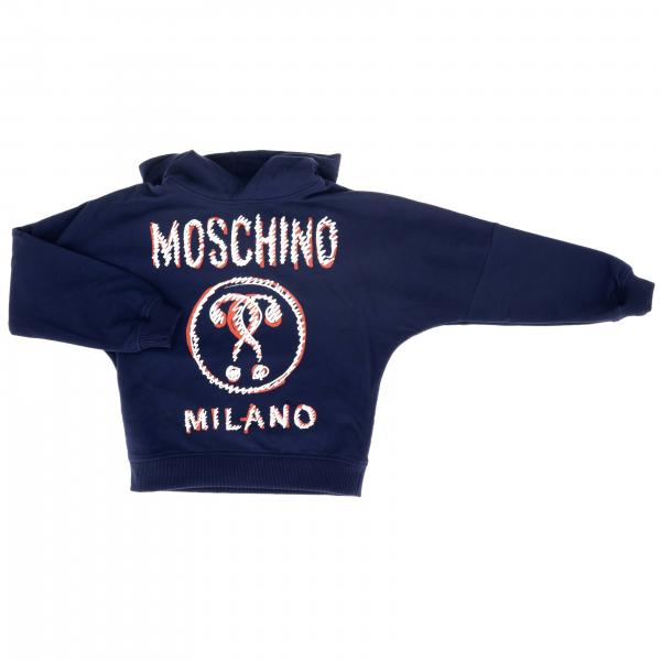 Jumper Moschino Kid HUF033 LDA16