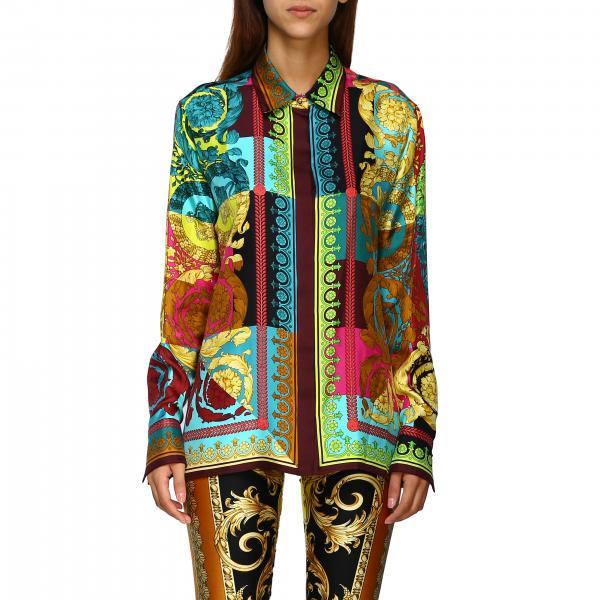 Camicia donna Versace