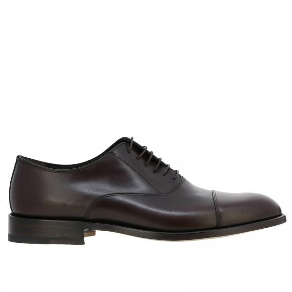 Brogue shoes Moreschi New York