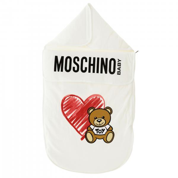 Divers pour trousseau Moschino Baby MSE005 LDA14