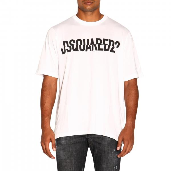 Футболка Dsquared2 S74GD0572S21600