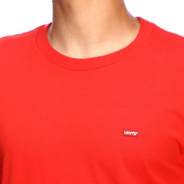 Con Levi'sA Uomo shirt Maniche Logo 56605 Corte T UMqpSGVz