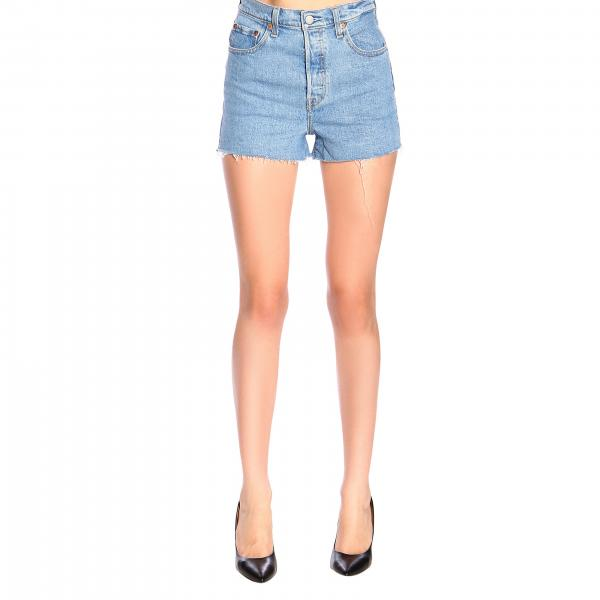 Pantaloncino donna Levi's