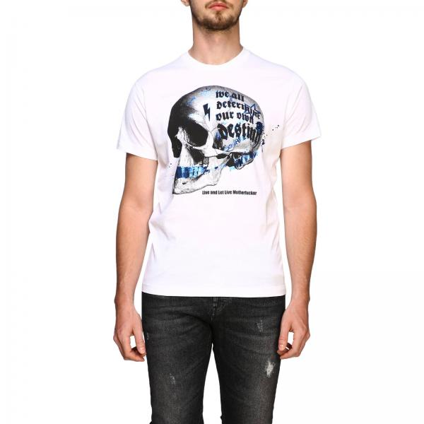 T-shirt Dsquared2 S71GD0799S22844