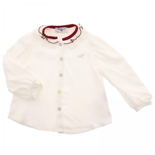 Camicia bambino Monnalisa Bebe'