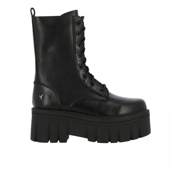 平底靴 Windsorsmith STOMP