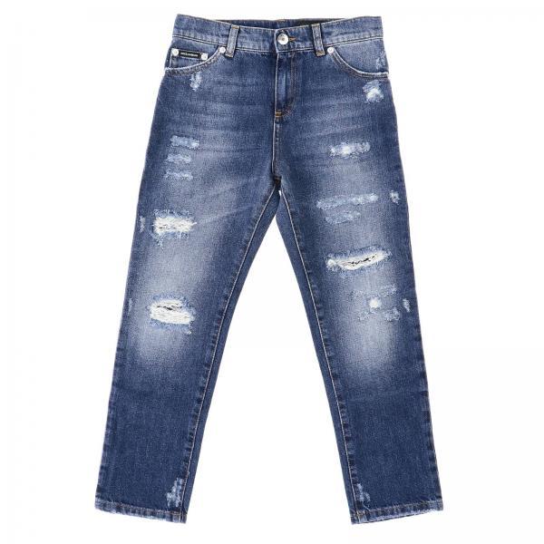 Dolce & Gabbana jeans with breaks
