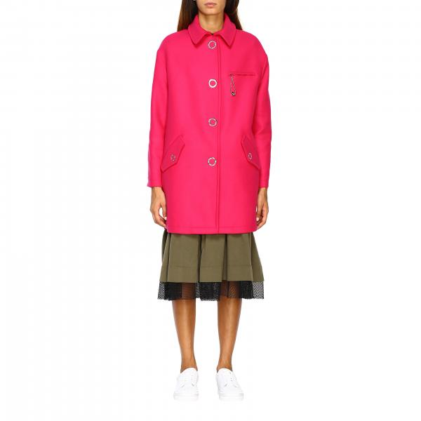 Coat women Love Moschino