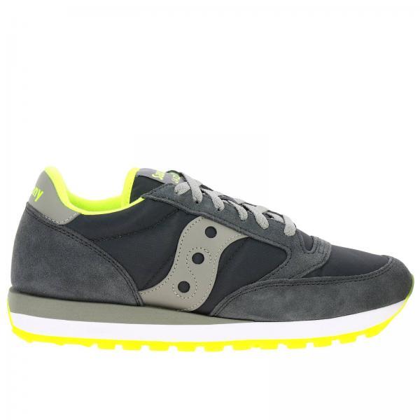 Sneakers Jazz Saucony in pelle scamosciata e nylon
