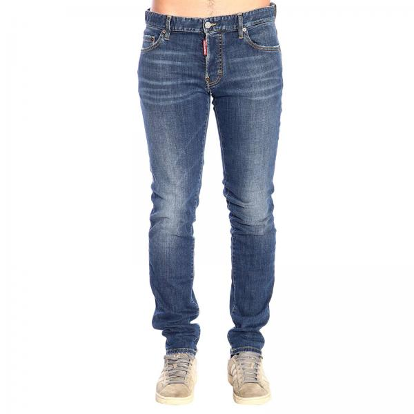 Pantalon Dsquared2 S74LB0565S30664