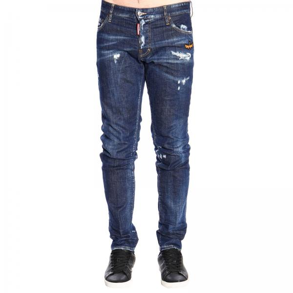 Trousers Dsquared2 S74LB0558S30342