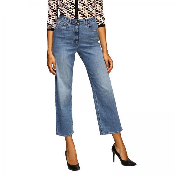 promo code b9698 0ad34 Women's Jeans Elisabetta Franchi
