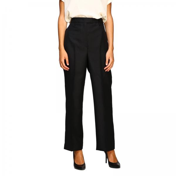 Prada classic high-waisted pants
