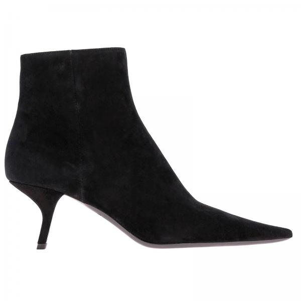 Heeled ankle boots Prada 1T719L 008