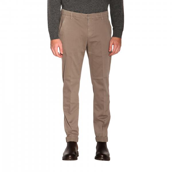 Trousers men Dondup