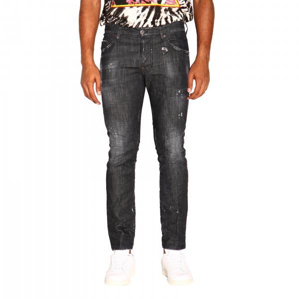 Trousers men Dsquared2