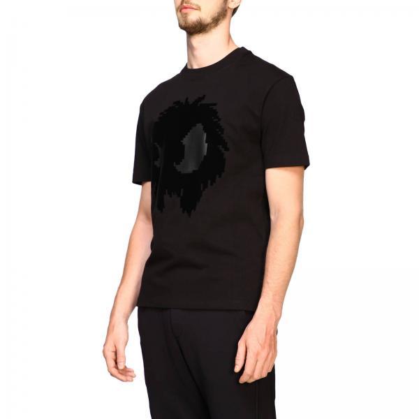 Alexander McqueenA By Rnt49 shirt Corte Maxi 291571 Maniche Con Mcq Stampa Uomo T qUVGMzpS
