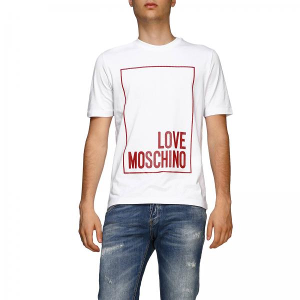 T-shirt Love Moschino M47323Y E1811