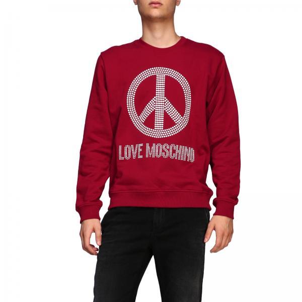 Love Moschino 印花卫衣