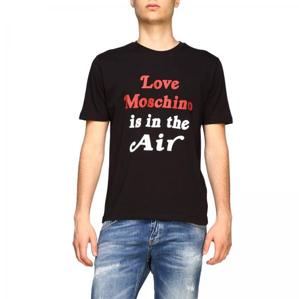 T-Shirt LOVE MOSCHINO M47323W M3876
