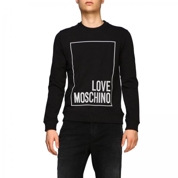 Sweatshirt Love Moschino M648215 E2063