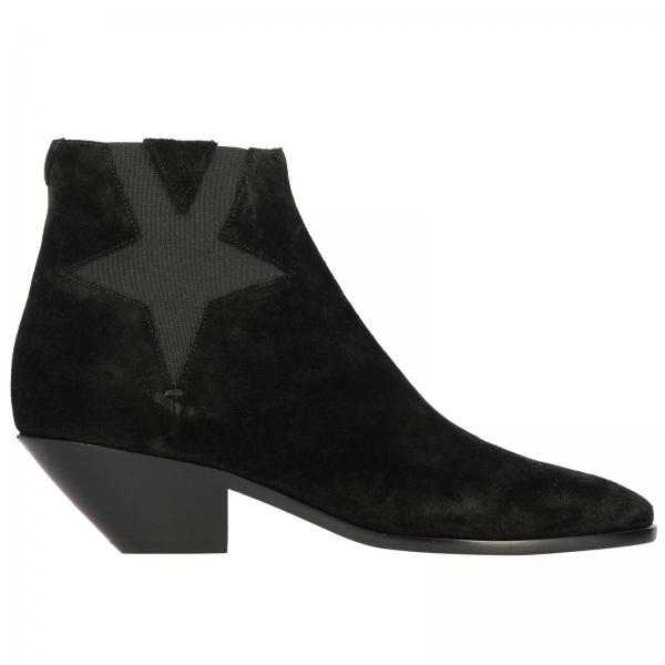 Boots Saint Laurent 579196 0W300