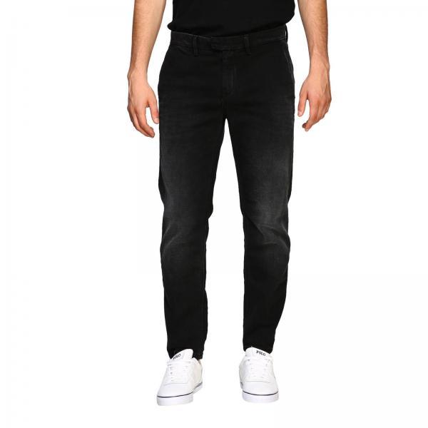 NeroUp525 Dondup W34 Pantalone Uomo Ds0255 OP0nwk