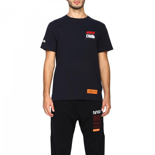 T-Shirt HERON PRESTON HMAA004F19760004