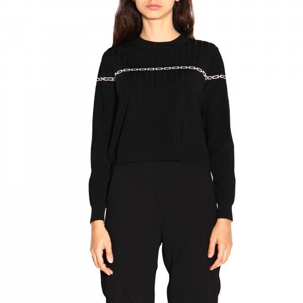 Pinko Pullover mit kontrastierenden Details