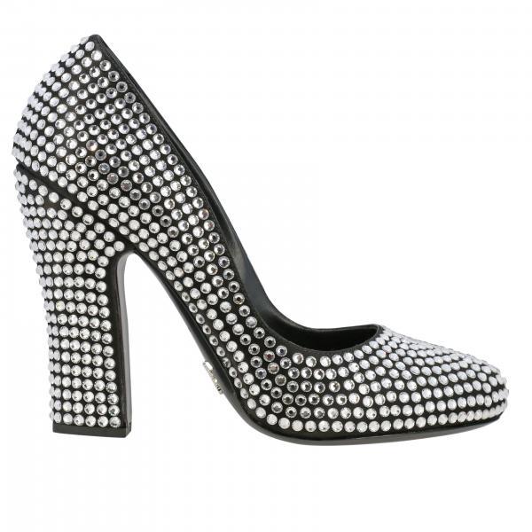 Scarpe con tacco donna Prada
