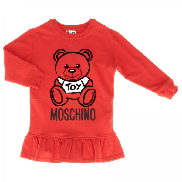 Dress Moschino Kid HDV085 LDA17