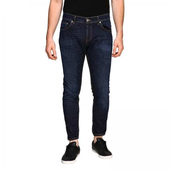 Ds0257 Jeans W21 Uomo Dondup DenimUp168 6gYby7f
