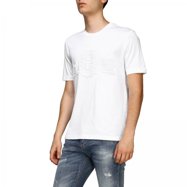 Love T MoschinoA shirt M47324l Maxi Con M3876 Rilievo Uomo Corte Logo In Maniche ExoeQrdWBC