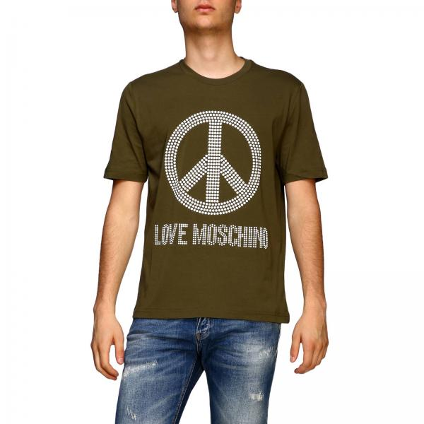Camiseta Love Moschino M47323Z M3876