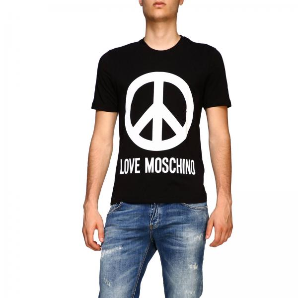 Camiseta Love Moschino M47312Q E1811