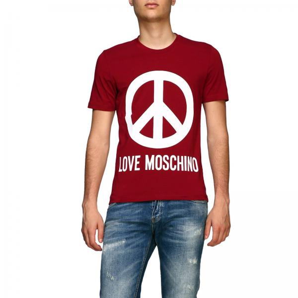 T-shirt Love Moschino M47312Q E1811