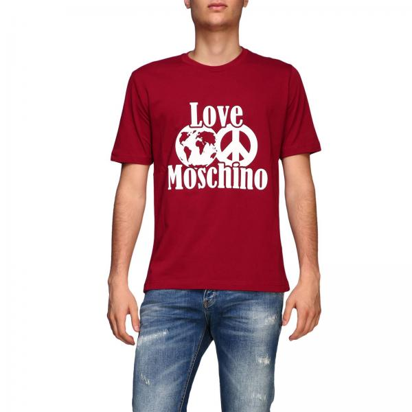 T-shirt Love Moschino M47323V M3876