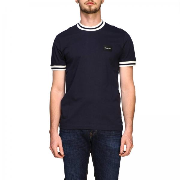 buy popular 1199d 3a6ea T-shirt Calvin Klein