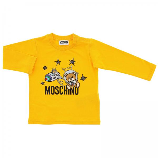 Camiseta Moschino Baby MOM01V LBA12
