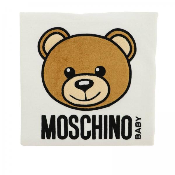Blanket kids Moschino Baby