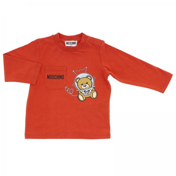 huge discount f3c11 164a9 T-shirt Moschino