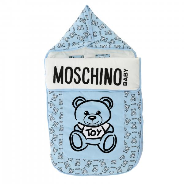Blanket set Moschino Baby