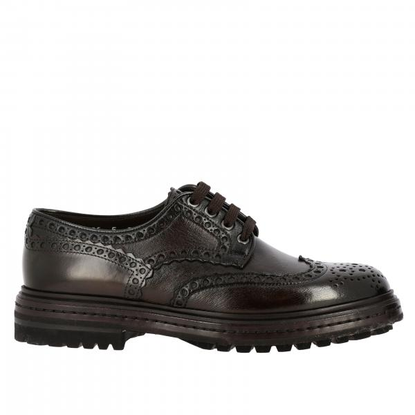 Brogue shoes Santoni MGMI16231JL9SNOE