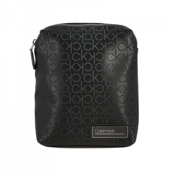 Calvin Klein bag with all over logo
