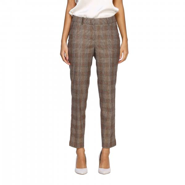 Trousers Peserico P04718 8778
