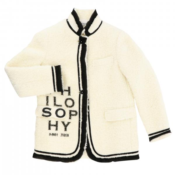 Coat Philosophy Di Lorenzo Serafini PJGB11 ML220