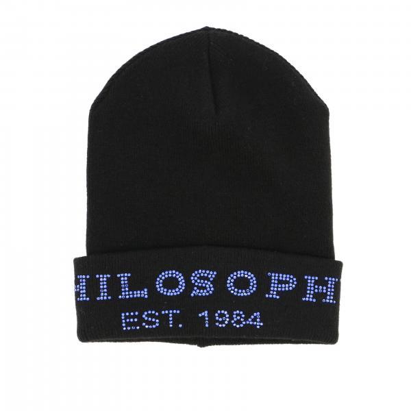 Cappello Philosophy Di Lorenzo Serafini con logo