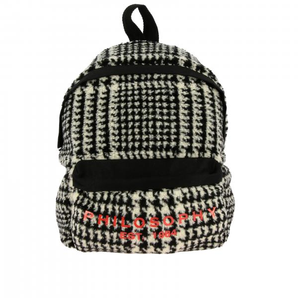 Bag kids Philosophy Di Lorenzo Serafini