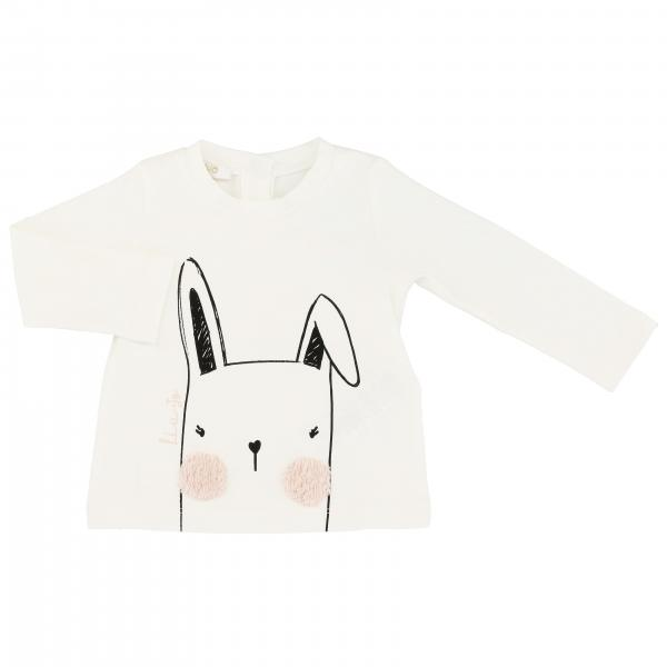 T-shirt Liu Jo a maniche lunghe con logo