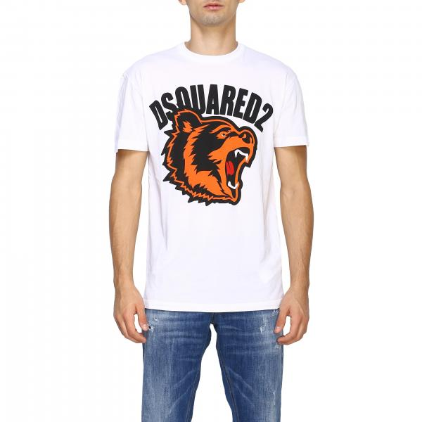 Футболка Dsquared2 S74GD0584S21600